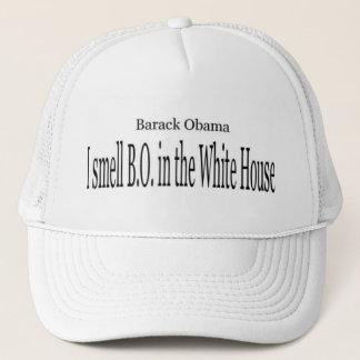 ホワイトハウスのバラック・オバマBO キャップ