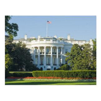 ホワイトハウスの郵便はがき ポストカード