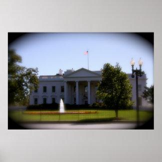 ホワイトハウス ポスター