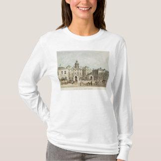 ホワイトホールからのホースガーズの意見 Tシャツ