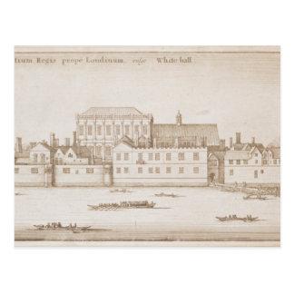 ホワイトホール1645年の眺め ポストカード
