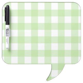 ホワイトボード-レモン味の白い《植物》百日草のための格子 ホワイトボード