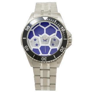ホンジュラスのワールドカップのサッカー(フットボール)の腕時計 腕時計
