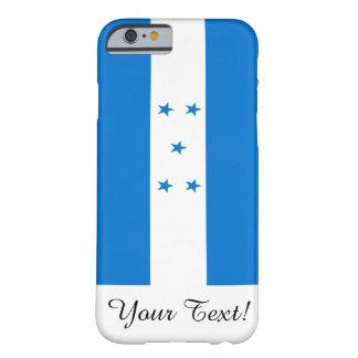 ホンジュラスの旗 BARELY THERE iPhone 6 ケース