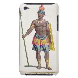 ホンジュラス人の責任者、1780年(着色された版木、銅版、版画) Case-Mate iPod TOUCH ケース
