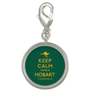 ホーバートの平静をあなたは保って下さい! チャーム