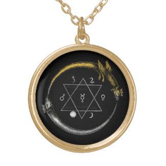 ホーマーの金鎖 ゴールドプレートネックレス