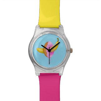 ホーマーの風変りの腕時計 腕時計
