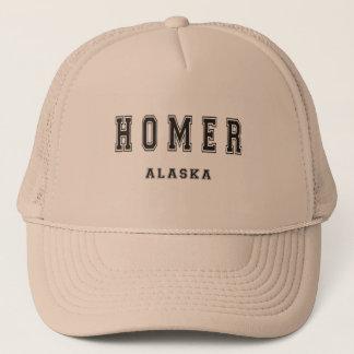 ホーマーアラスカ キャップ