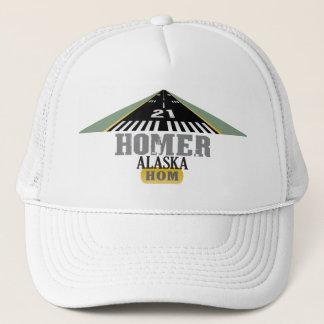 ホーマーアラスカ-空港走路 キャップ