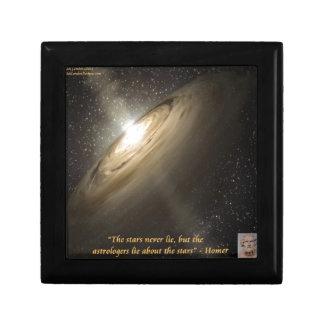 ホーマー及び天文学の引用文及び銀河系 ギフトボックス