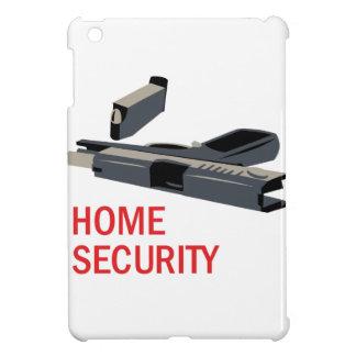 ホームセキュリティー iPad MINIケース