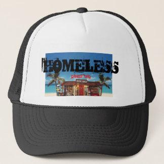 ホームレス キャップ