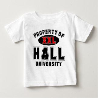 ホール大学の特性 ベビーTシャツ