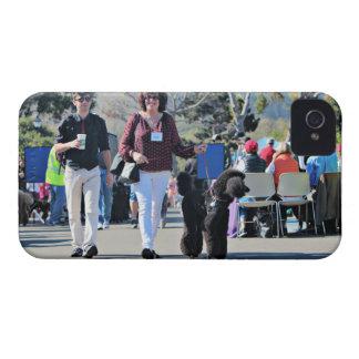 ホール- Avionジナ上がりました-標準プードル Case-Mate iPhone 4 ケース