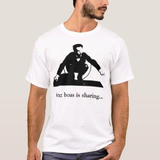 ボア Tシャツ