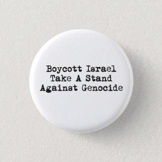 ボイコットのイスラエル共和国ボタン 缶バッジ
