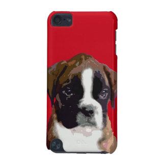 ボクサーの小犬 iPod TOUCH 5G ケース