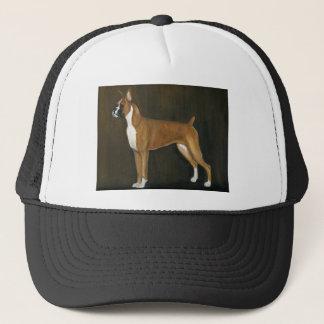 ボクサーの芸術の帽子 キャップ