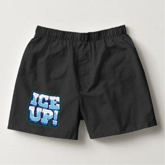 ボクサーは凍結します ボクサー