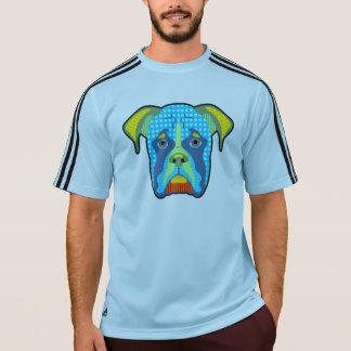 ボクサーパターンポップアート Tシャツ