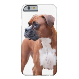 ボクサー犬のiPhone6ケース Barely There iPhone 6 ケース