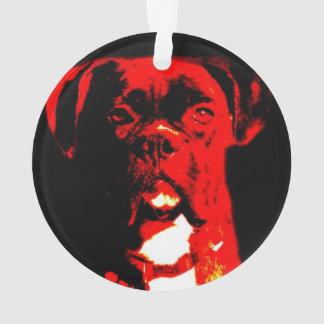 ボクサー犬 オーナメント