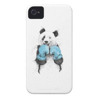 ボクシングのパンダ Case-Mate iPhone 4 ケース
