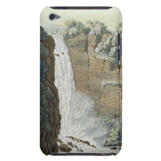 ボゴタの川、コロンビアのTequendamaの滝 Case-Mate iPod Touch ケース