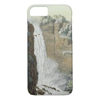 ボゴタの川、コロンビアのTequendamaの滝 iPhone 8/7ケース
