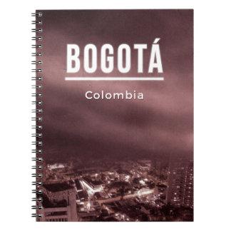 ボゴタ、コロンビア ノートブック