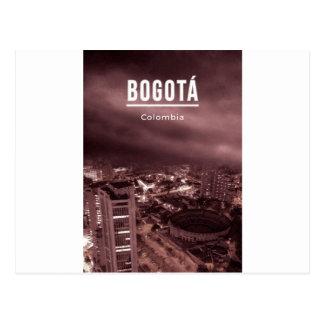 ボゴタ、コロンビア ポストカード