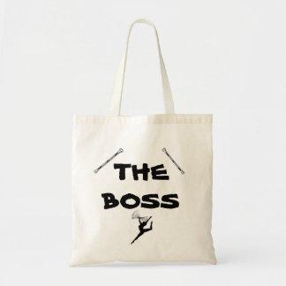 ボスのバッグ トートバッグ