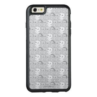 ボスのベビー 灰色パターン オッターボックスiPhone 6/6S PLUSケース