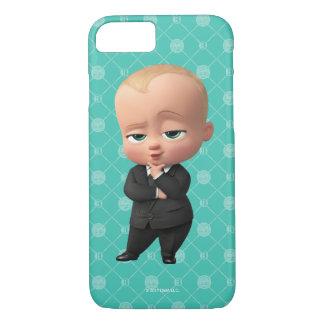 ボスのベビー|私はボスです! iPhone 8/7ケース