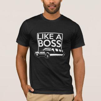 ボスのリムジンのように Tシャツ