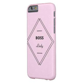 ボスの女性 BARELY THERE iPhone 6 ケース