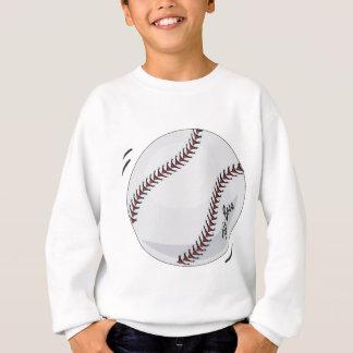 ボスの野球のテーマ スウェットシャツ