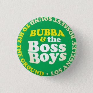 ボスの音のボスの男の子ボタン 3.2CM 丸型バッジ