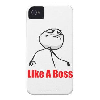 ボスのiPhone 4のミームの例のように Case-Mate iPhone 4 ケース