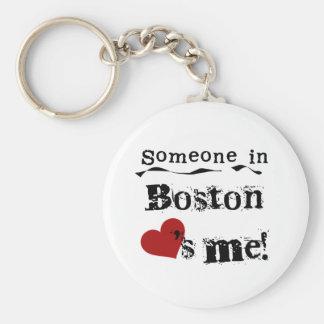 ボストンの誰か キーホルダー