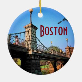 ボストンオーナメント セラミックオーナメント