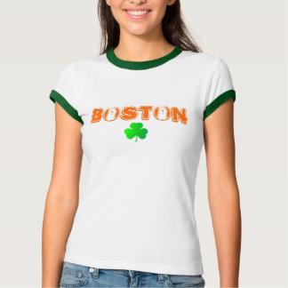 ボストンシャムロックレディース Tシャツ