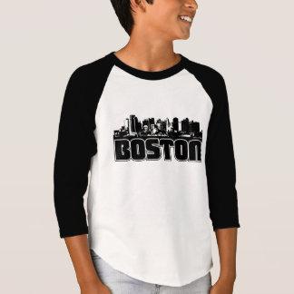 ボストンスカイライン Tシャツ