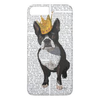 ボストンテリアおよび王冠 iPhone 8 PLUS/7 PLUSケース