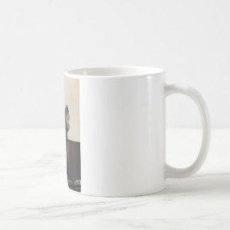 ボストンテリアのコーヒー・マグ コーヒーマグカップ
