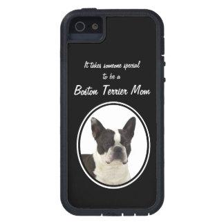 ボストンテリアのSmartphoneの例 iPhone SE/5/5s ケース