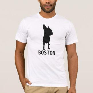 ボストンテリアのTシャツ Tシャツ