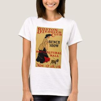 ボストンテリアクラブ Tシャツ