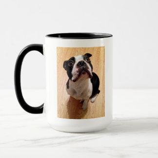 ボストンテリア犬 マグカップ
